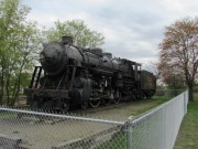 """Old 470"" Steam Locomotive"" (2014)"
