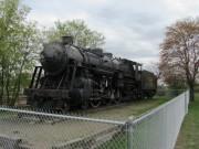 """Old 470"" Steam Locomotive"" (2014)"