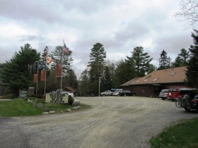 Northern Outdoors Kennebec River Pub & The Forks Resort Restaurant (2014)