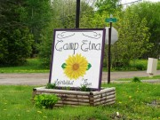 Camp Etna sign on Route 143 (2014)