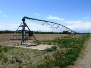 Crop Spray Irrigation at Exeter Corners (2014)