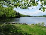 Garland Pond Swim Area (2014)