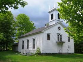 Atkinson United Methodist Church in Atkinson Mills (2014)