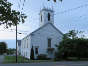United Methodist Church in Hampden Highlands (2014)