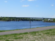 Bridge over the Penobscot River from  Bangor to Brewer