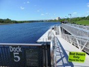 Dock on the Penobscot (2014)