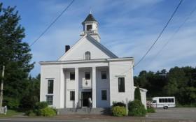 Stroudwater Baptist Church (2014)