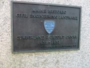 Plaque: Historic Landmark (2014)