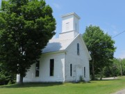 Unidentified Church in Brighton at the Intersection of Routes 151 and 154