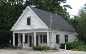 South Freeport Post Office (2014)