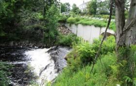 St. George River in Searsmont Village (2014)