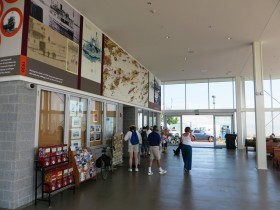 Inside the Portland Terminal (2014)