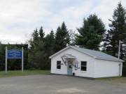 Crystal Town Office on Route 159 (2014)