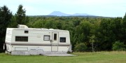 RV with Mountain View on Retreat Road in Hersey (2014)