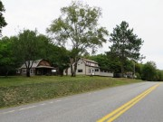 Bear Mountain Lodge on Route 11 in Moro Plantation for hunting and fishing (2014)