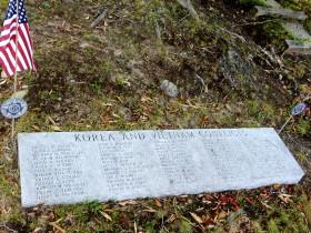Korean & Vietnam Wars Veterans Memorial (2014)