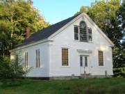 1847 Alewive Free Baptist Meetinghouse (2014)