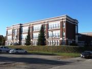 Stearns High School in Millinocket (2014)