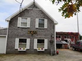Orrs Island Fire Barn 1938-1989 (2014)