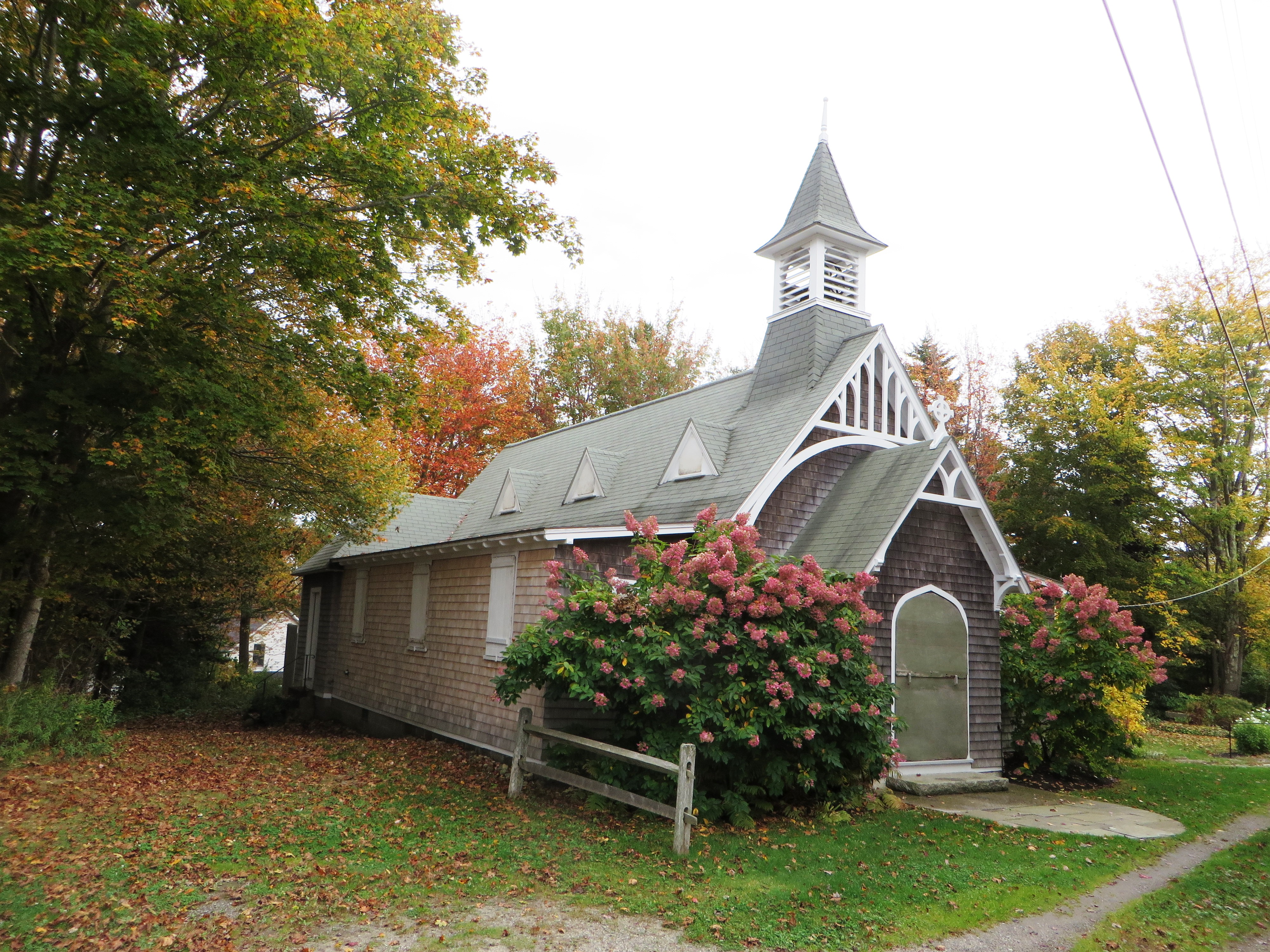 Orrs Island in Harpswell   Maine: An Encyclopedia