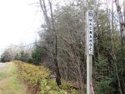 Town Line Sign: Macwahoc (2014)