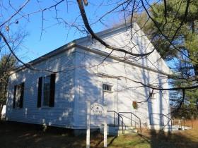 East Harpswell Baptist Church (2014)