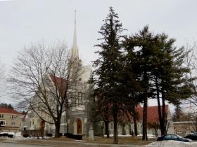 St. Mary's Catholic Church (2015)