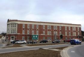 Cony High School Building (2015) @