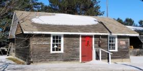Patten Lumbermen's Museum (2015)