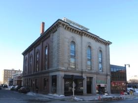Mechanics' Hall (2015)