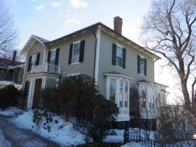 Harrison B. Brown House (2015)