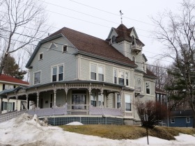 Algernon Banks House (2015)