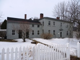 George Crosby House (2015)