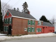 c. 1835 Charles Blanchard House on Winthrop Street (2015)