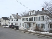 Houses on South Chestnut Street (2015)