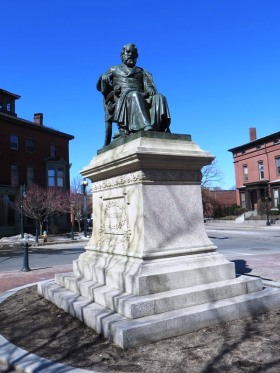 Longfellow Monument (2015)