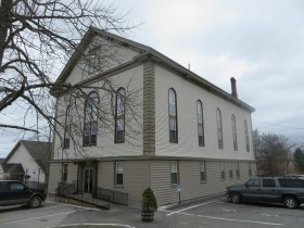 Union Hall the Searsport Town Office (2015)