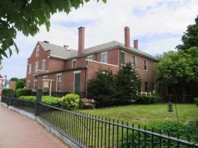 Neal Dow House, 714 Congress Street (2015)
