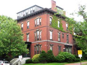 Thomas Brackett Reed House on Deering Street (2015)