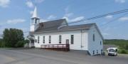 Perham Baptist Church in Perham Village (2015)