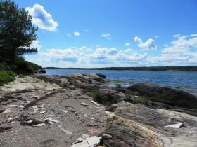 Bangs Island North West Shore (2015)