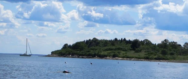 East Shore of Bangs Island (2015)