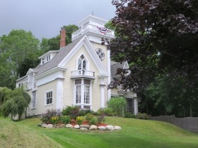 James Emery House in Bucksport