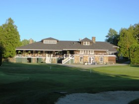 Megunticook Golf Clubhouse (2015)