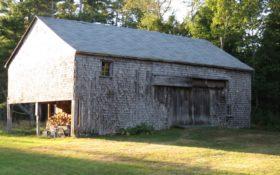 Higgins Barn (2015)