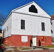 Abyssinian Meetinghouse (2015)