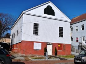 Abyssinian Meeting House (2015)