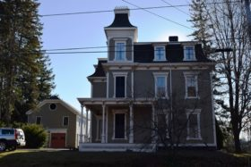 Leonard B. Chapman House (2016)