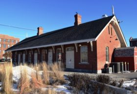 Grand Trunk Railroad Station (2016)
