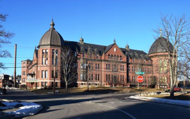 St. Mary's Hospital (2016)